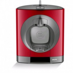 Еспресомашина Krups KP1105, Dolce Gusto OBLO, 1500W, 0.8l, red