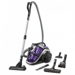 Прахосмукачка Rowenta RO8359EA, SFMC (purple) animal care ACAA - 750W - HEPA13 - 2L - Ergo Comfort Silence handle with brush