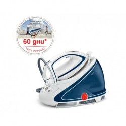 Парогенераотр Tefal GV9570E0, Pro Express Ultimate blue, fast heat up 2min - multisetting on handle