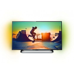 "Телевизор Philips 55PUS6262/12, 55"" Ultra HD, DVB-T2/C/S2,Ambiligt 2, HDR+, SmartTV, Pixel Plus Ultra HD, 900 PPI"
