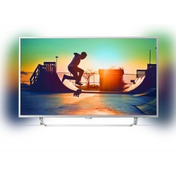 "Телевизор Philips 55PUS6412/12, 55"" UHD, 2017 Android TV, Ambilight 2"