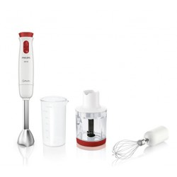 Ръчен пасатор Philips HR1625/00 Daily Collection 650 W, 0.5 L, Beaker, ProMix технология, 2 скорости