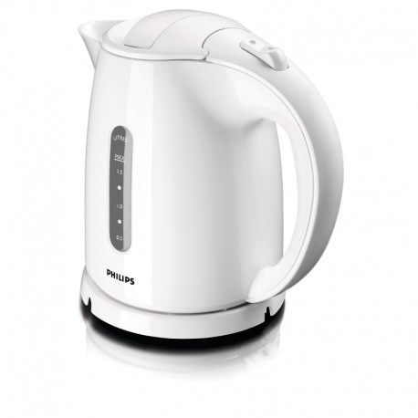 Електрическа кана Philips HD4646/00 Daily Collection, 1.5L, 2400 W, Бяла