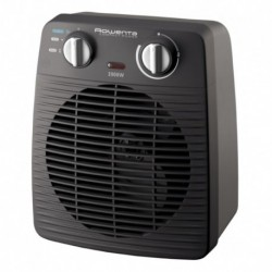 Вентилаторна печка Rowenta SO2210F0, 2000W, 2 скорости, cool fan, 59db(A), thermostat. GREY / BLACK